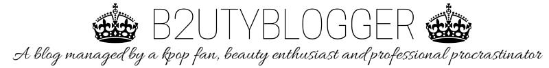 B2uty Blogger