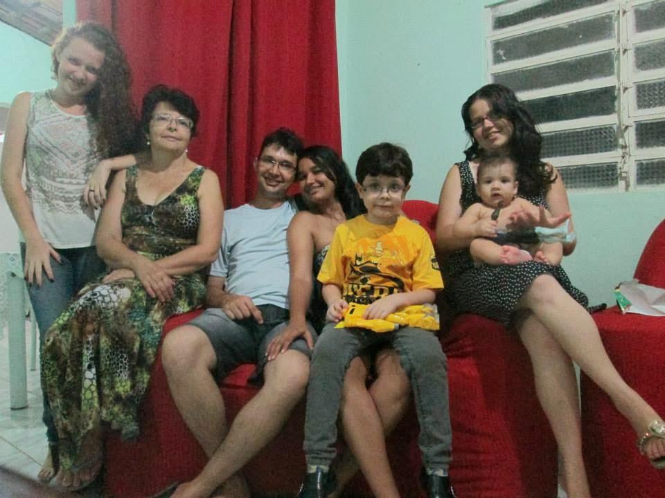 Família (aumentando)!!!