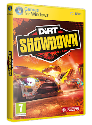 DiRT Showdown - PC-Game (2012)