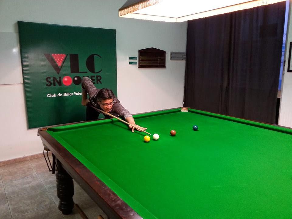alencia Snooker - Instalaciones