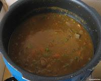 Gravy for bisibelabath