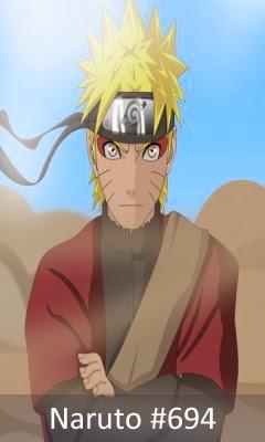 Leer Naruto Manga 694 Online Gratis HQ