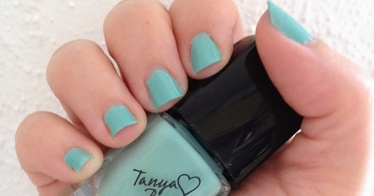 beautyswot tanya burr nail polish little duck nails of the day. Black Bedroom Furniture Sets. Home Design Ideas