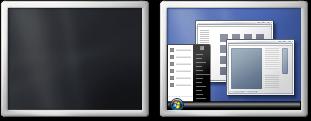Cara Setup Dual Monitor Di Windows 7
