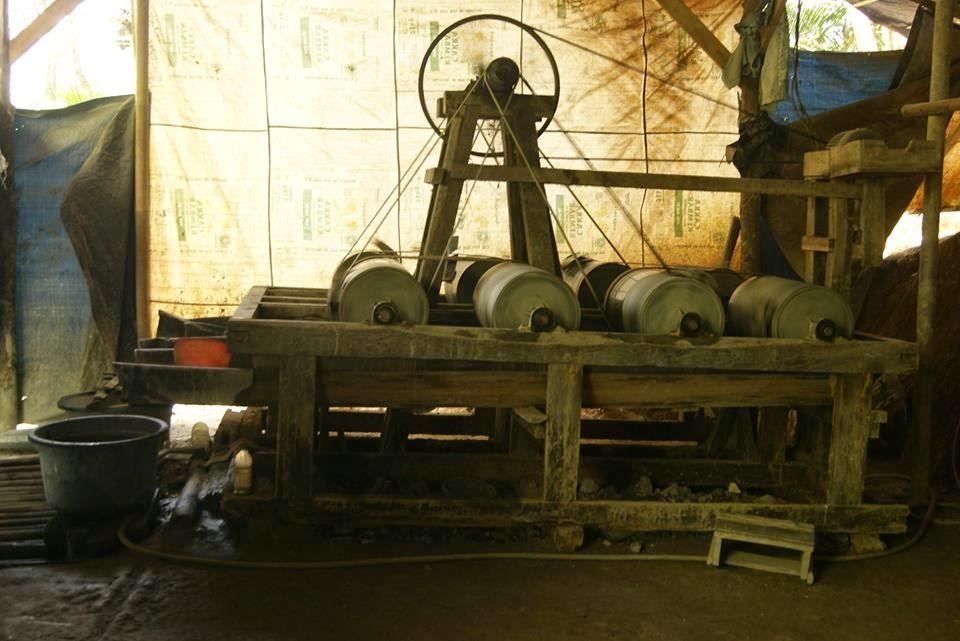 Pertambangan emas gumelar (LPM Agrica)