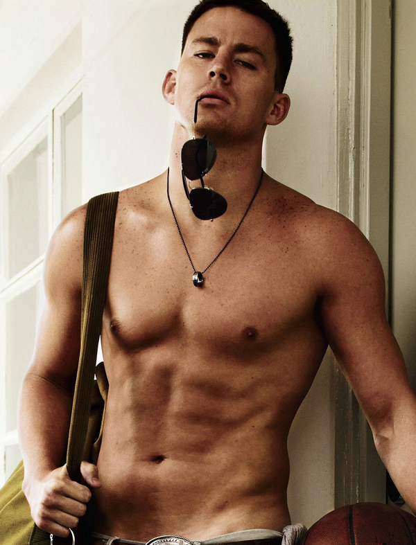 channing tatum fat  2012