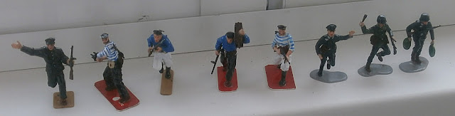Модельные солдатики Звезда