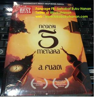 Buku Novel : Negeri 5 Menara : A Fuadi : Gramedia
