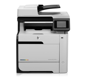 HP LaserJet Pro 300 color MFP M375nw (CE903A)