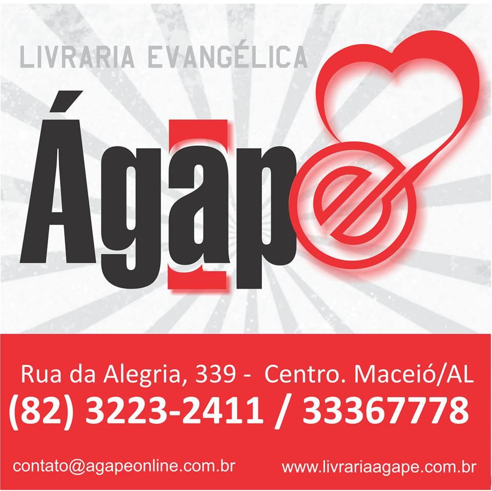 LIVRARIA ÁGAPE - MACEIÓ - PARCEIRO