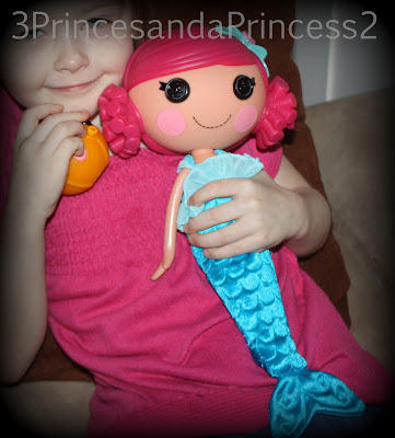 Lalaloopsy  Doll