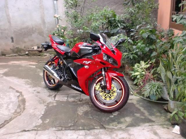 Harga Motor Bekas Yamaha R1 Atau Yamaha Vi Xion