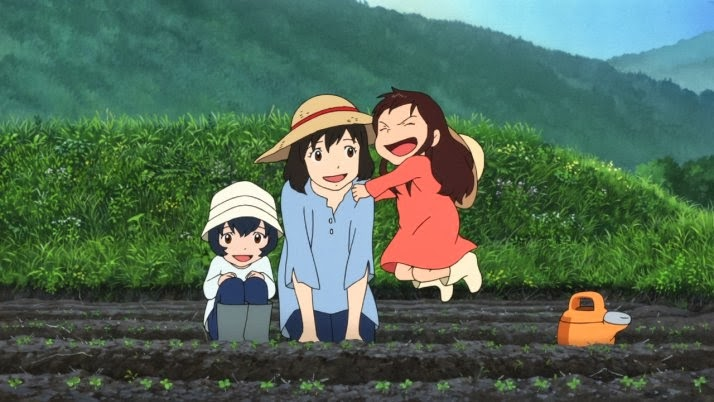 mamoru hosoda new movie