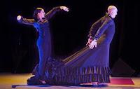 Del 25 al 27 de mayo de 2012 el espectáculo flamenco en la Sala La Imperdible