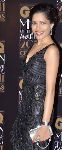 Freida at GQ Men of the Year 2011