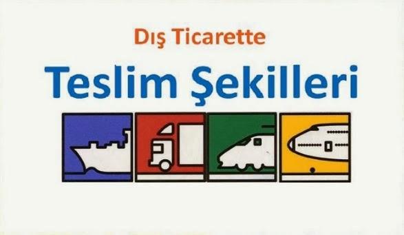 Sertifikalı Online Dış Ticarette Teslim Şekilleri Eğitimi