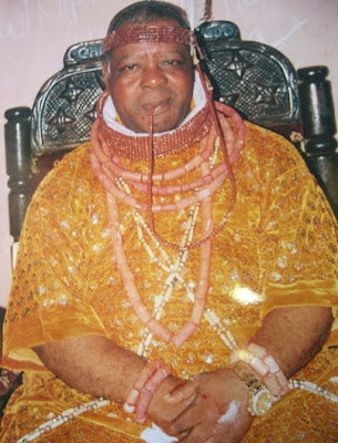 chief iyase patrick igbinudu
