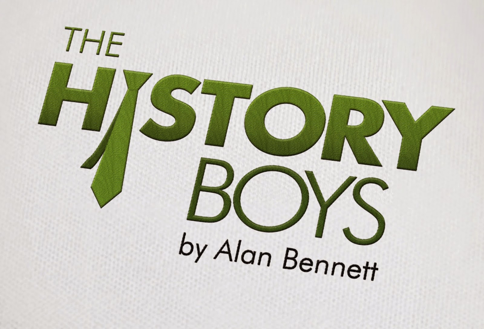 the major themes in the history boys a play by alan bennett The history boys is a play by british playwright alan bennett, first performed at   exploring themes such as the purpose of education, sexuality, gender roles, and   afterwards, mrs lintott tells irwin that the headmaster is the main enemy of.