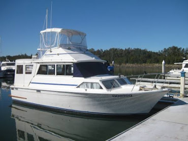 30' Mariner Flybridge - Price: AU $49,500