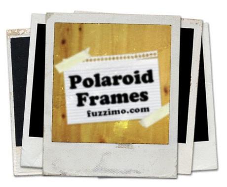 Marcos estilo Polaroid