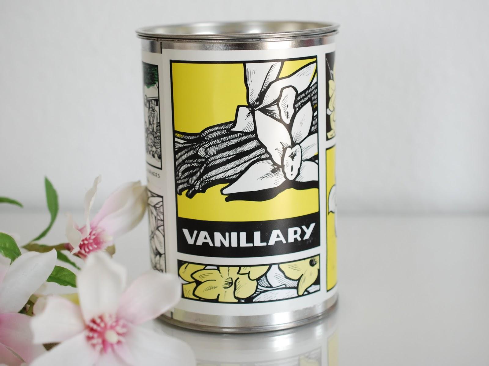 Lush Vanillary Parfum Geschenk Sammlerbox