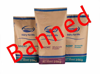 Sri Lankan court bans Fonterra milk products