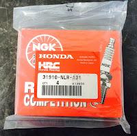 HRC Spark Plugs CBR1000RR