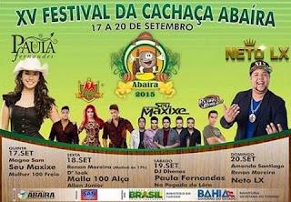 Paula Fernandes virou piada em sites e em redes sociais por ter um show cancelado em Vitória da Conquista, na Bahia, pois conseguiu vender apenas 120 ingressos dos três mil que estavam disponíveis.