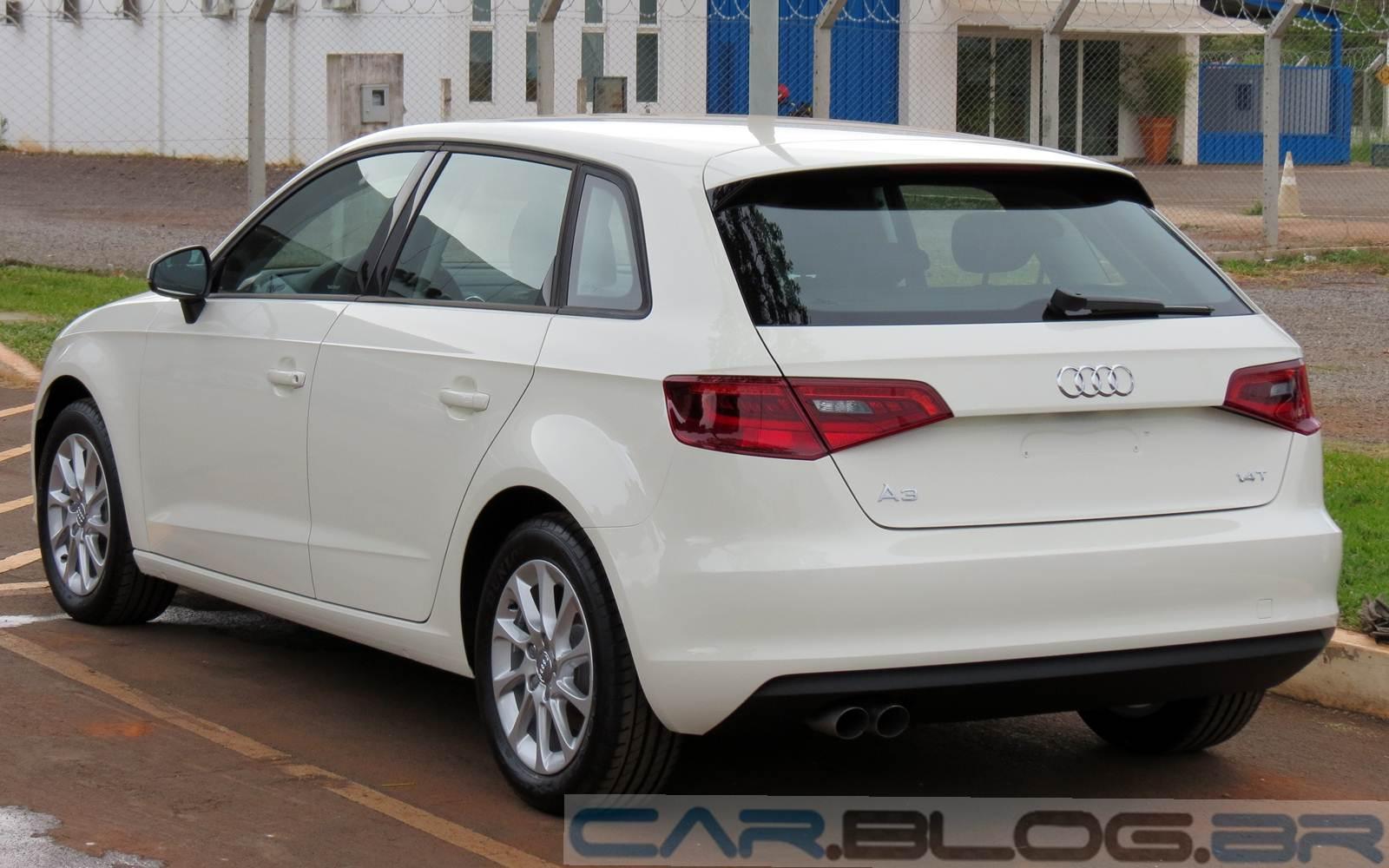 Audi A3 2014 branco