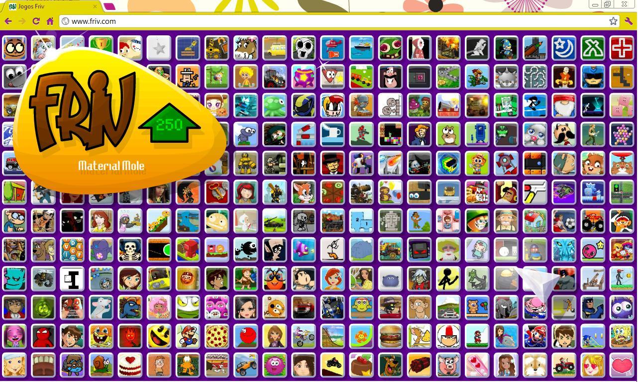 1000 games friv