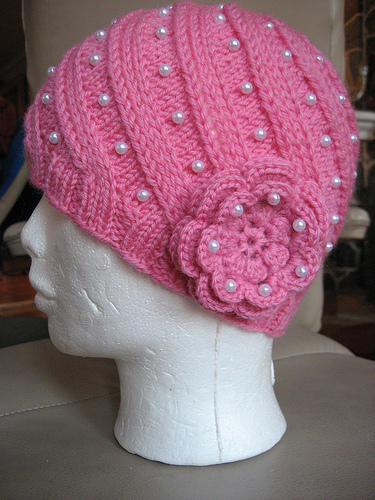 Knitting Patterns For Women : free knitting pattern: womens knit beret models