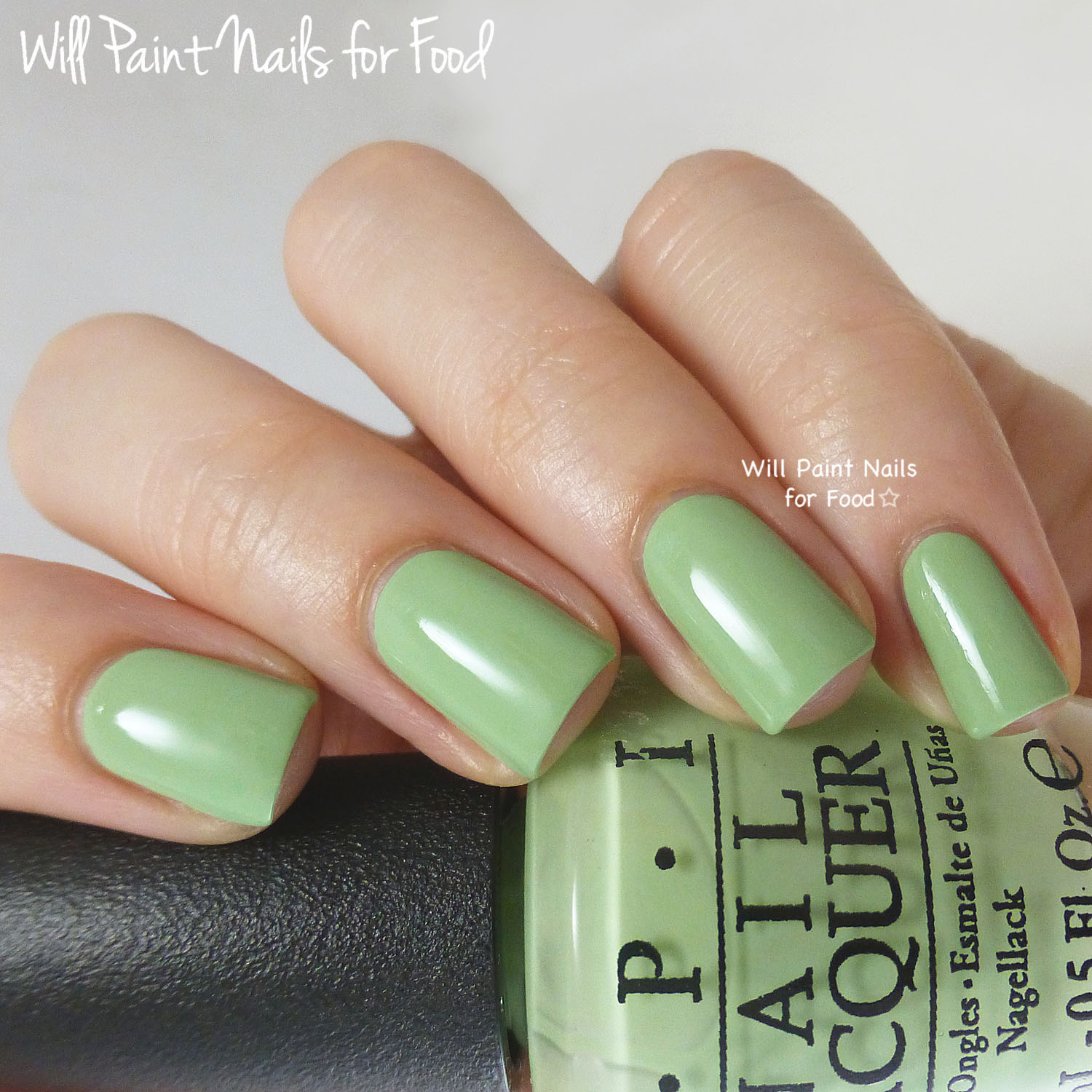 OPI Damone Roberts 1968 swatch