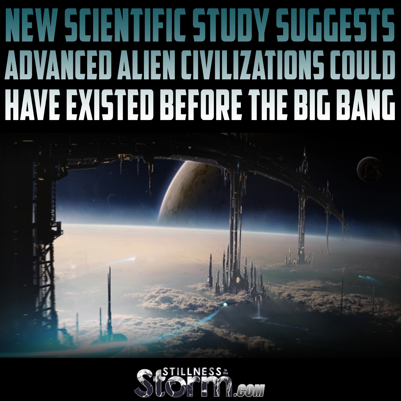 Latest Scientific News: New Scientific Study Suggests Advanced Alien Civilizations
