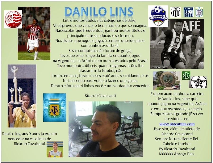 Danilo Lins no Central