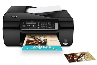 Download Driver Epson WorkForce 320