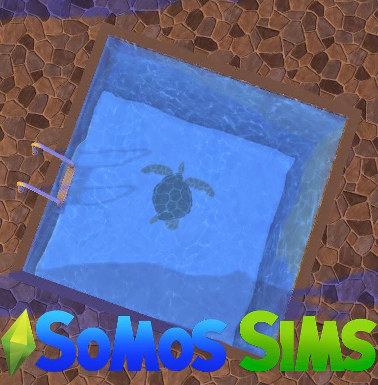 Construindo piscinas no the sims 4 somos sims for Piscina sims 4