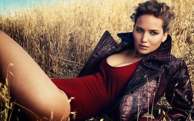 15 Super Hot Wallpapers of Jennifer Lawrence
