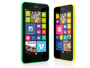 Best smartphones to look forward to in 2014 Nokia Lumia 630/635