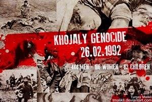 Kolombiya'dan Azerbaycan Soykırımı Haberleri