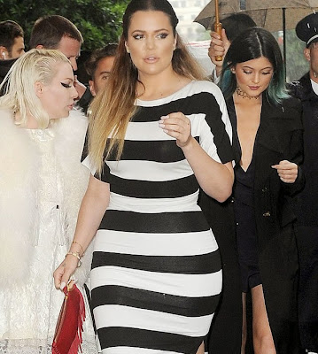 Khloe Kardashian Paris fat ugly funny