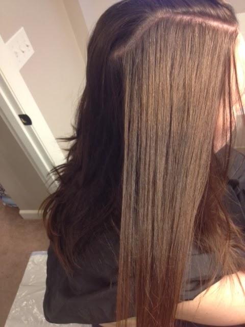 Golden Brown Hair Dye From Sally Pics  Dark Brown Hairs