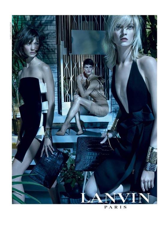 lanvin spring 2013 ad campaign