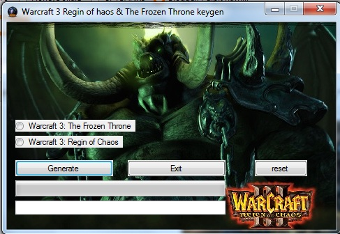 Allow simultaneous Gooofull informs that Warcraft III The Frozen Throne.