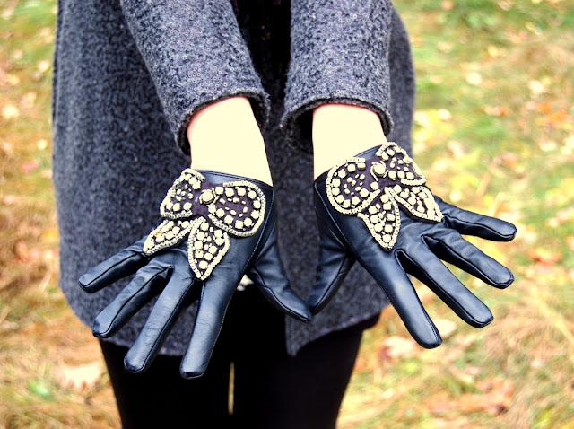 rękawiczki całuski
