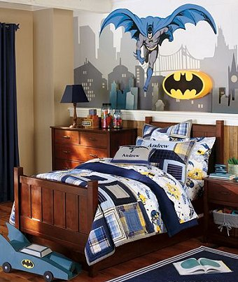 Batman Decorating Ideas