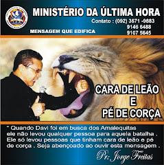 CD - TEMA CARA DE LEÃO E PÉ DE CORÇA