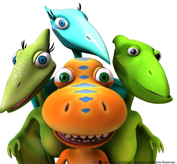 Dinosaur Train Picture of Cartoon