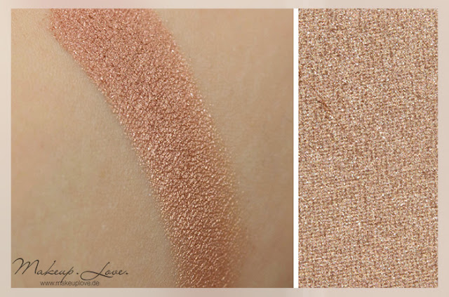 ZOEVA Rose Golden Palette Lidschattenpalette eyeshadow Review Swatches