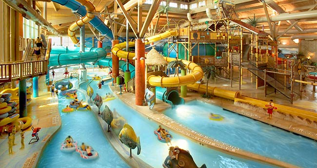 indoor water parks june 2012