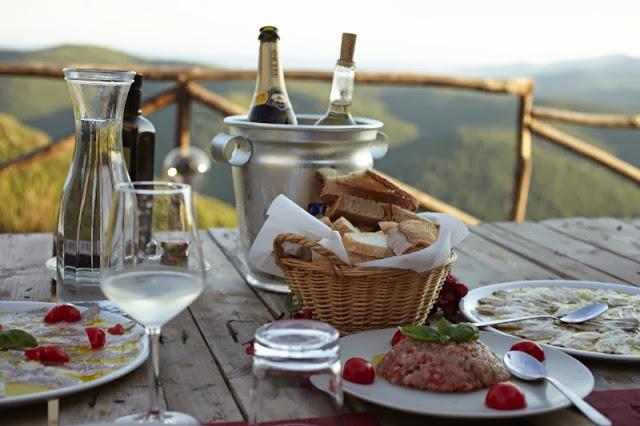 Cucina di Andrea Il Baciarino Vetulonia